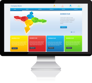 Responsiv website design